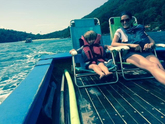 5 raisons de partir à Ilha Grande avec les kids