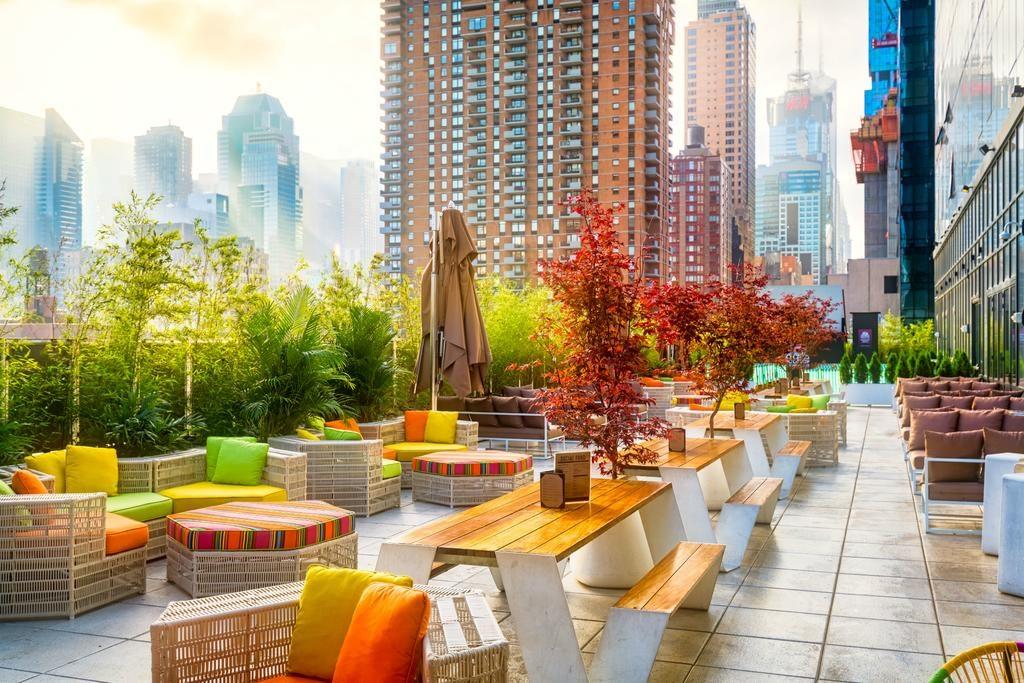 New york h tel design pour budget serr my travel dreams - Hotel avec cuisine new york ...