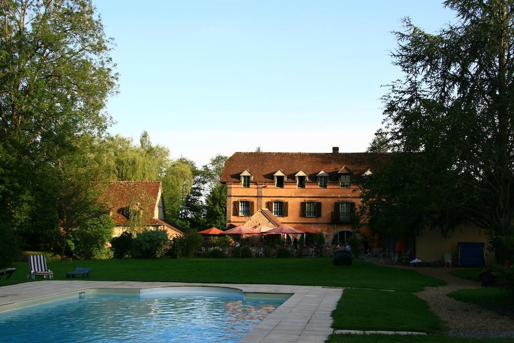Domaine de Villeray - piscine