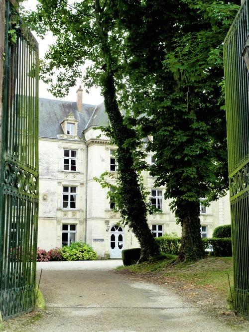 Domaine de VIlleray Entree