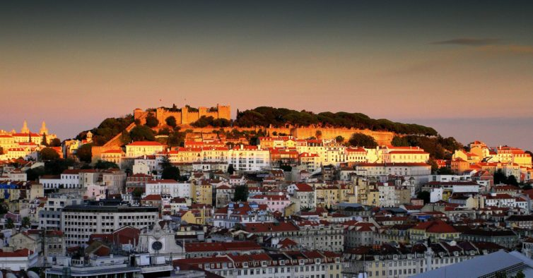 LISBOA X MY TRAVEL DREAMS CASTELO