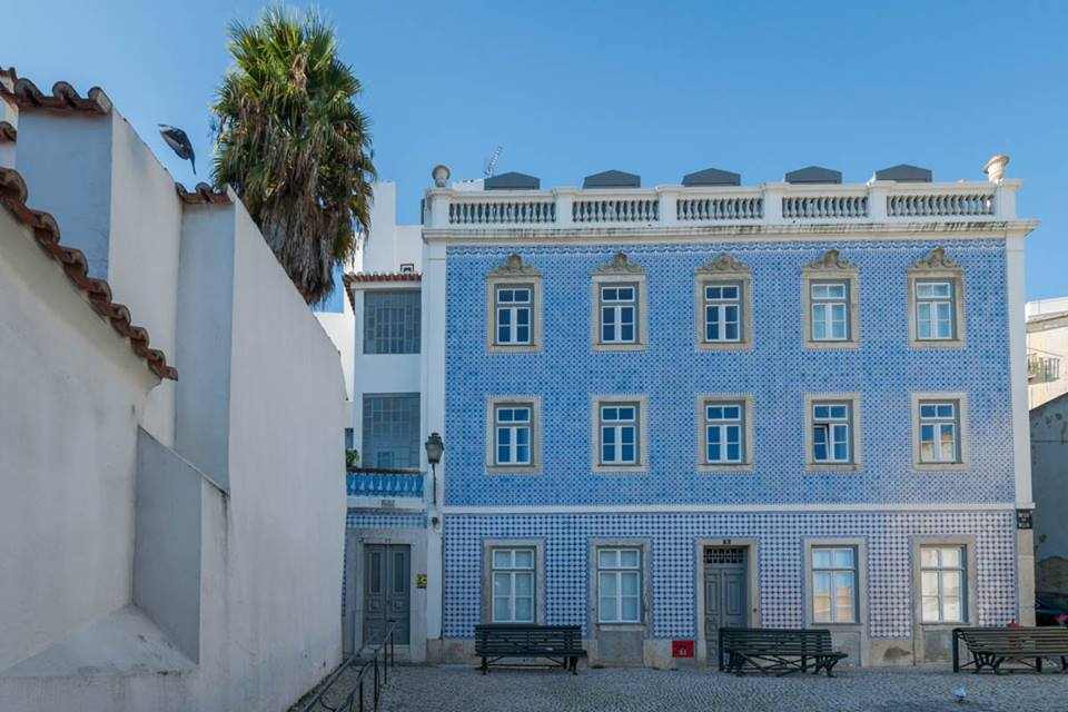 LISBOA X MY TRAVEL DREAMS EDIFICIO AZULEJOS