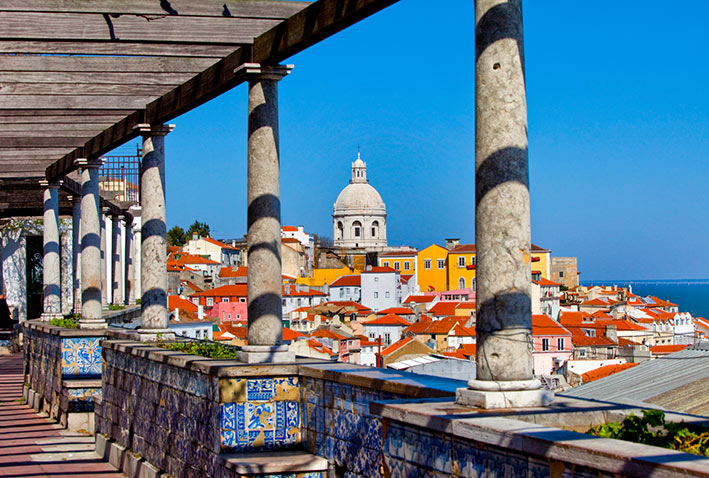 LISBOA X MY TRAVEL DREAMS MIRADOURO
