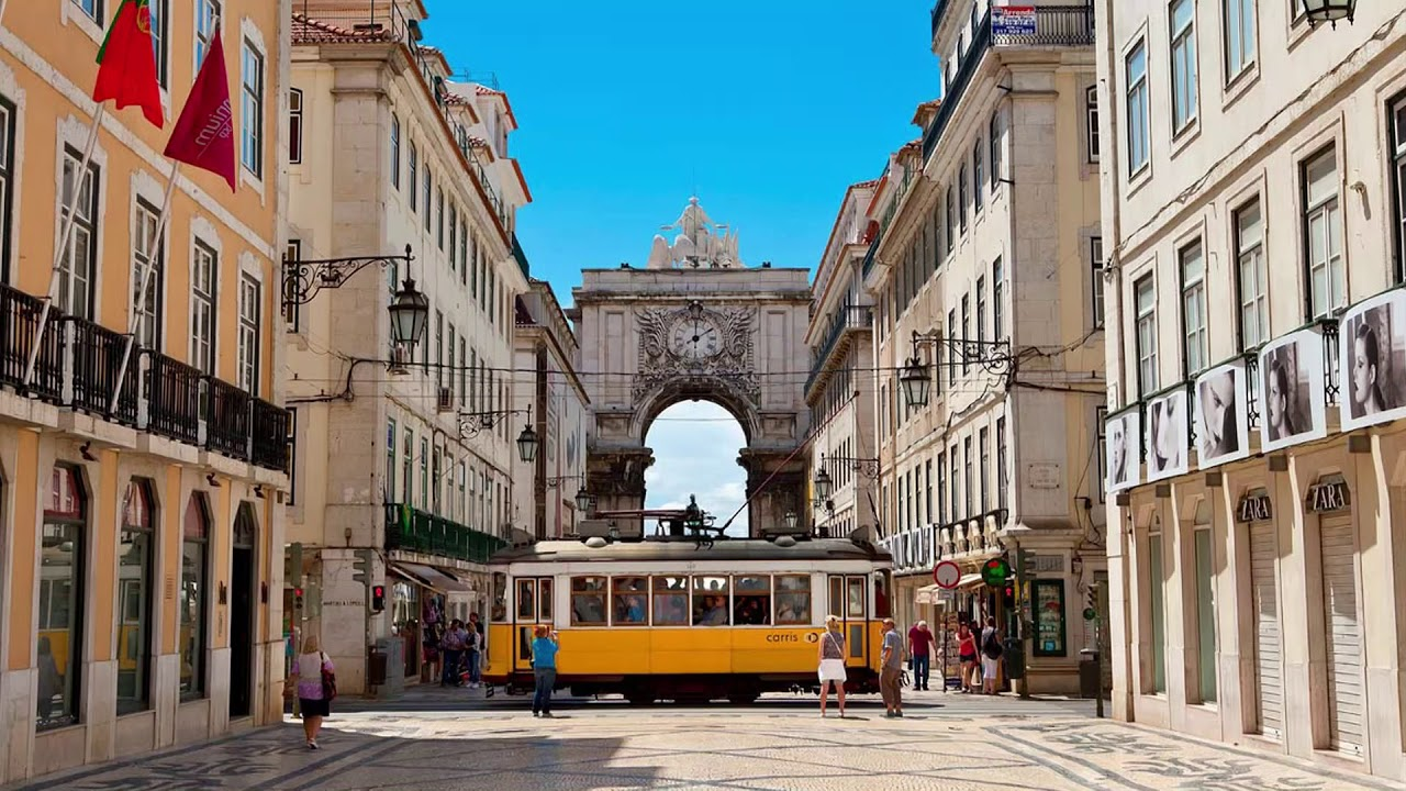 LISBOA X MY TRAVEL DREAMS P COMERCIO