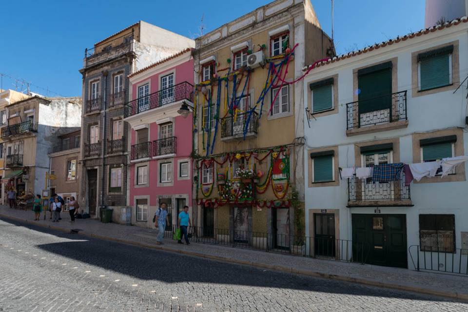 LISBOA X MY TRAVEL DREAMS RUA EDIFICIO