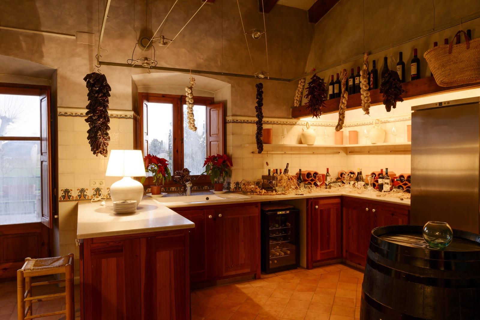 Cuisine-Mas-Sant-Joan