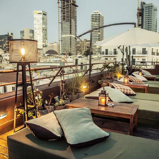 Tel-Aviv-My-Travel-dreams-RoofTop