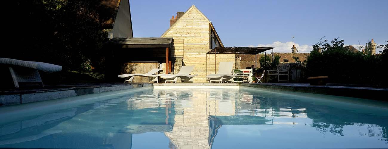 Villa fol Avril piscine / swimming pool