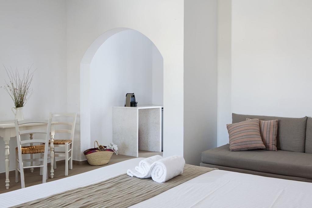 MY TRAVEL DREAMS X BEACH HOUSE ANTIPAROS chambre