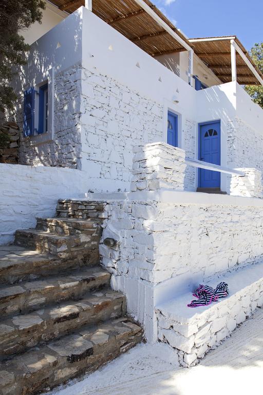 MY TRAVEL DREAMS X BEACH HOUSE ANTIPAROS habitation