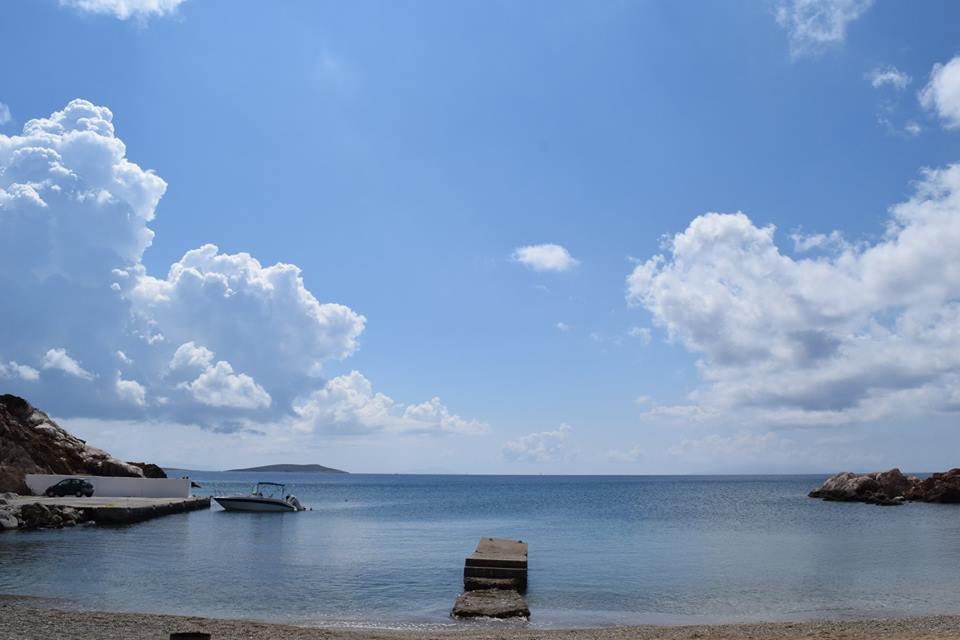 MY TRAVEL DREAMS X BEACH HOUSE ANTIPAROS plage