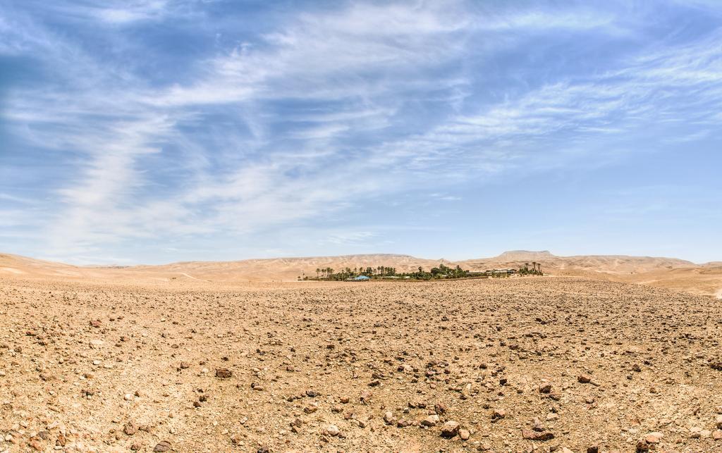 MY TRAVEL DREAMS X Kfar Hanokdim desert