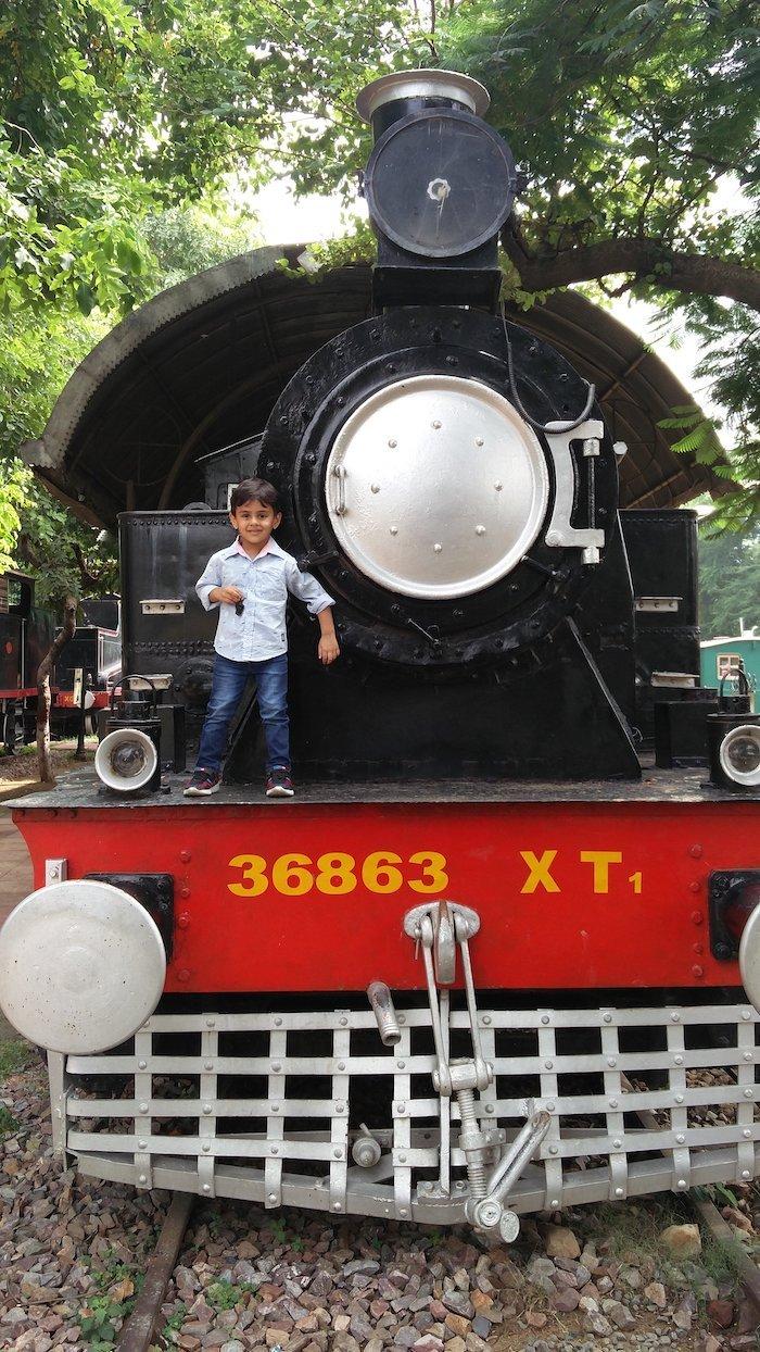 Rail-M3