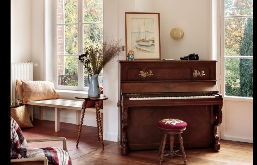 MY TRAVEL DREAMS x RIVERSIDE HOUSE piano