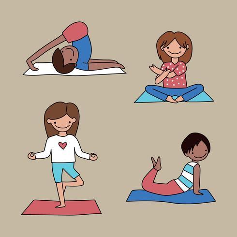 kids  3 sites pour faire du yoga à la maison · my travel